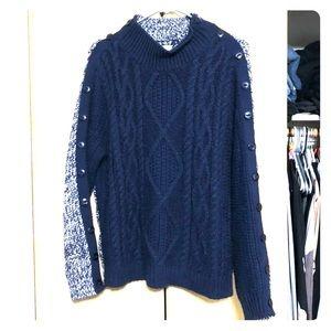 Venus Turtleneck Sweater